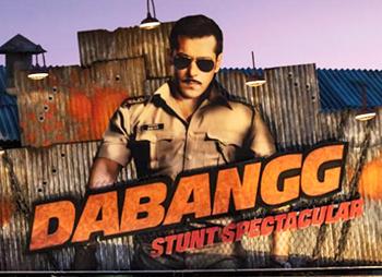 Dabangg: Stunt Spectacular Show