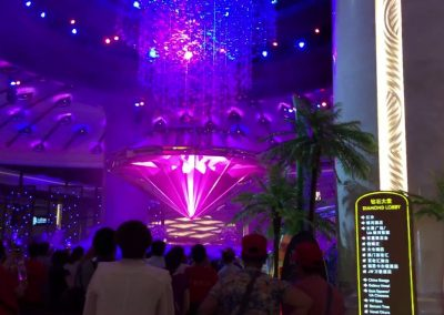 The Fortune Diamond at the Galaxy Casino in Macau China