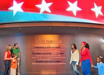 Liberty 360 Lobby