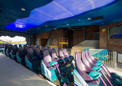 Mako Load Station at SeaWorld Orlando