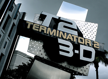 Universal Studios T2 3-D: Battle Across Time