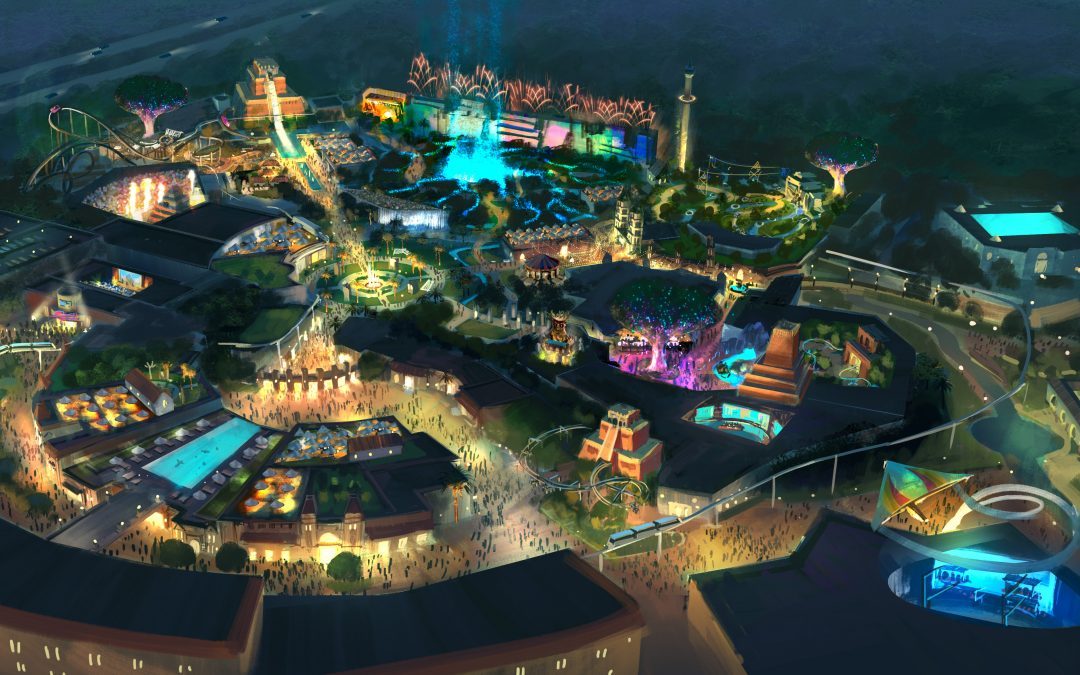 TPG Announces Participation in Amikoo Mexican Theme Park