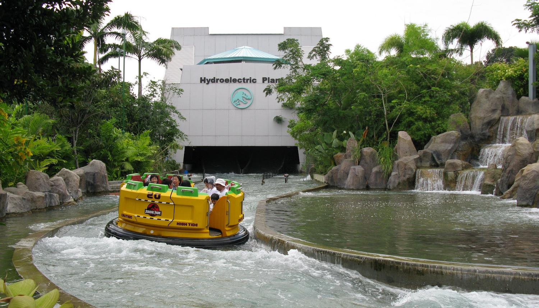 Universal Studios Jurassic Park Rapids Adventure | The ...