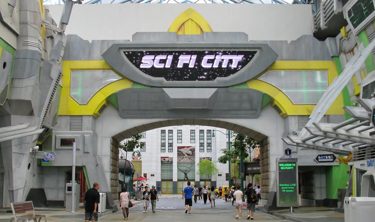 Kết quả hình ảnh cho sci fi city singapore