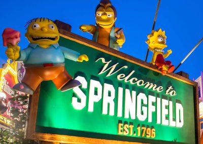 Universal Studios Springfield USA