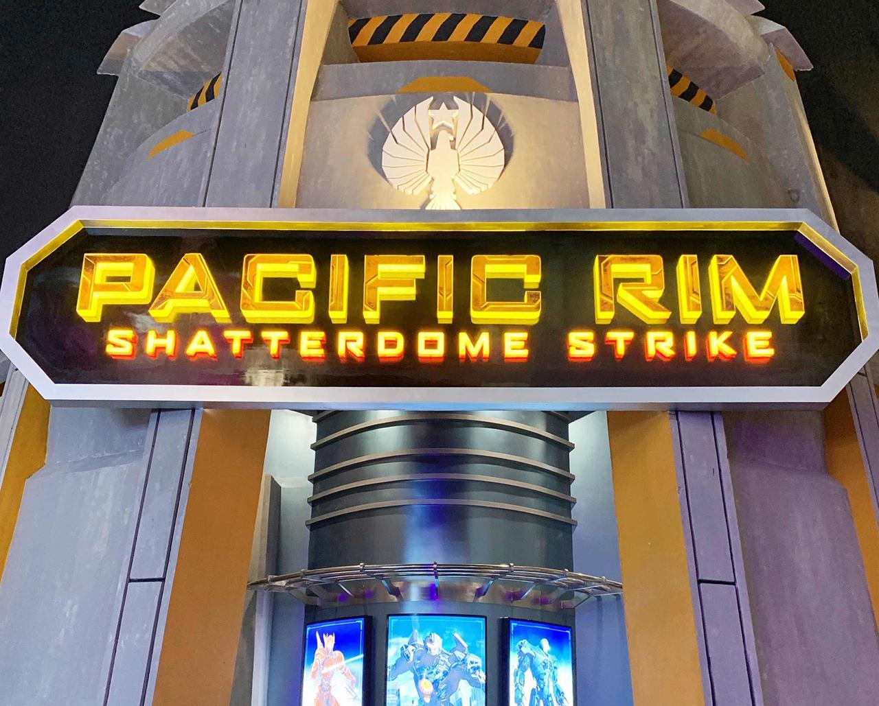 Trans Studio Cibubur Pacific Rim: Shatterdome Strike