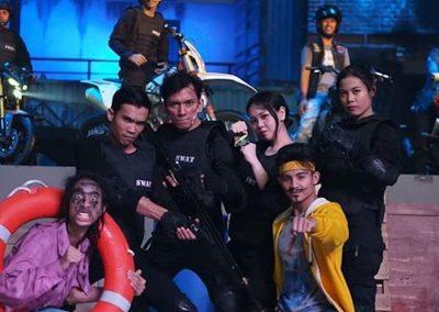 Bring on the bad guys (Trans Studio Cibubur)