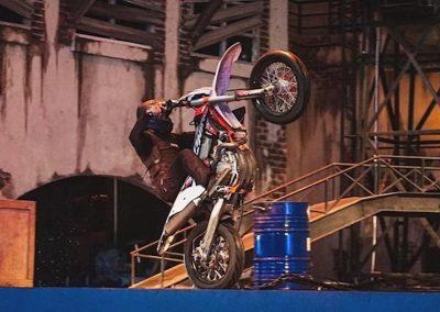Motorcycle skills (Trans Studio Cibubur)